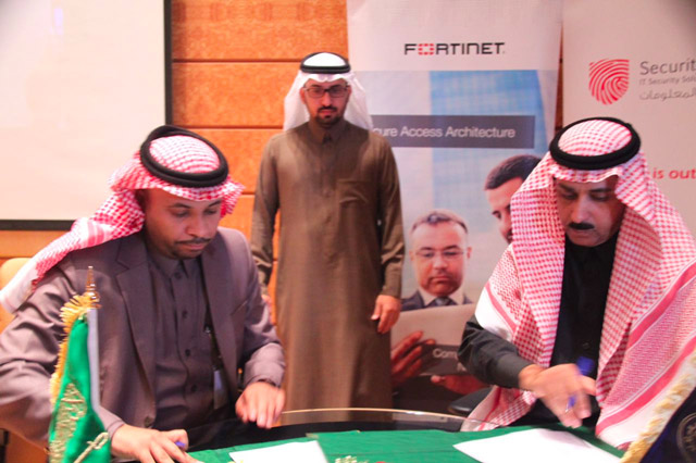 University of Hail and Security Matterz partnership to Enhance IT Security Industry in Saudi Arabia